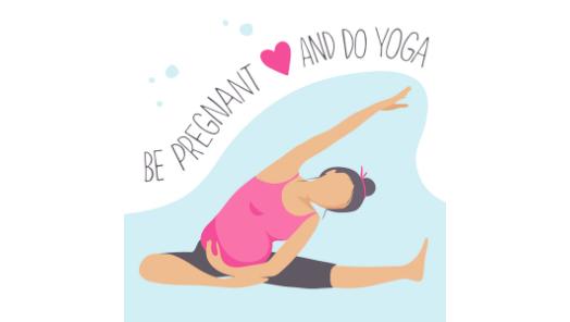 Prenatal Yoga with Celeste LeMieux